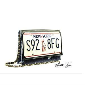 Gap Greek American Princess License Plate Frame Tag Holder